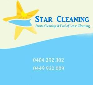 Star cleaning free quote Umina Beach Gosford Area Preview