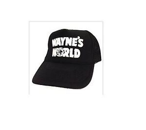 Wayne's World Hat (Adjustable Cap)