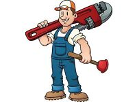 Plumbing services available.