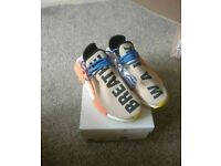 Adidas pharrell nmd size uk8