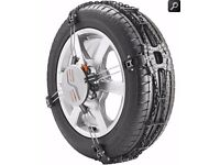***REDUCED IN PRICE*** WEISSENFELS SNOW CHAINS CLACK&GO QUATTRO F30