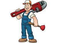Plumber same day Boiler repairs Drains Unblocked Hot water cylinders pumps replaced, Leaks repaired