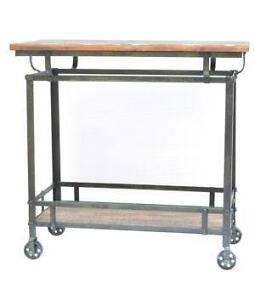 Superbe Vintage Kitchen Carts
