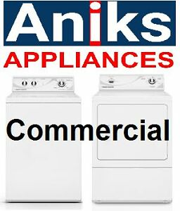 Commercial Washer and Dryer Made in USA for home use! Special Pr