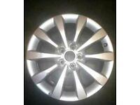 """Alloy wheels for sale AUDI, VW , SEAT, PEUGEOT FORD 16"""" 17"""""""