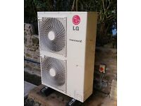 Air Source Heat Pump Installers