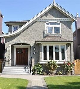 2 Bedroom Central Vancouver $1800/mo