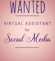 Looking for a Virtual/Social Media Assistant