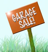 Garage Sale 30/7/16 8am-4pm Maryland Newcastle Area Preview