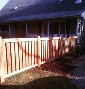 NOT TO LATE FOR YOUR DREAM FENCE, DECK OR PERGOLA. Cambridge Kitchener Area image 4