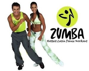 Zumba Exercise DVD