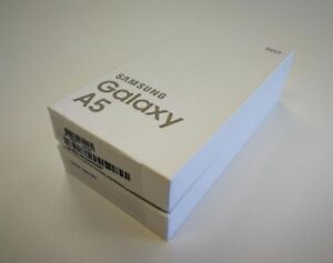 SEALED BRAND NEW Samsung Galaxy A5 32GB+1 year samsung warranty
