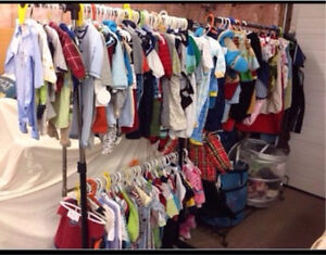 Baby clothes ... Gender neutral and boys 0-24 months