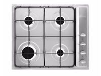 SMEG S64S Gas Hob Stainless Steel - New Boxed