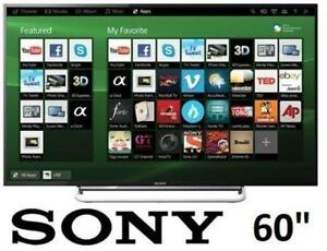 "REFURB SONY 60""  HD TV KDL60W630B 149162297 KDL60W630B LED SMART 1080P 120HZ HDTV TELEVISION"