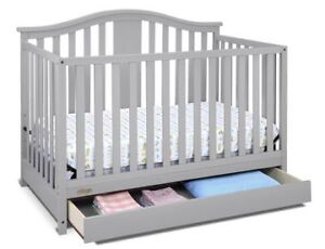 4-in-1 Convertible Crib!!! Brand New in the Box !!!