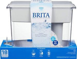 Brita Filter with Spout and 2 extra filters