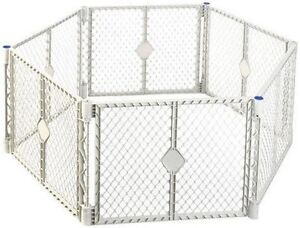 Baby octagonal gate