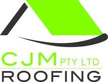 CJM Roofing PTY LTD Penrith Penrith Area Preview