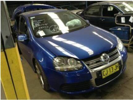 2008 VW GOLF R32 6SP DSG  AUTO 3.2L  || NOW WRECKING STOCK#VW1064 Sydney Region Preview