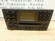 Jaguar x Type CD Radio