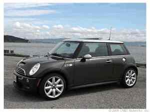 WANTED 2005-2006 Mini Cooper S