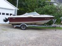 WANTED YOUR BOAT IN TRADE 14-20 FT