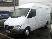 Man with van hire for cheap! Local and intercity drops