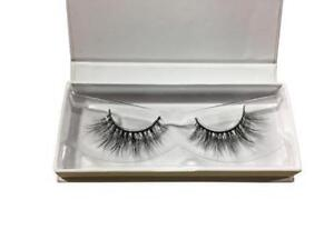 NEW BUY ONLINE Hand Made Re-Usable Strip Lashes Mink