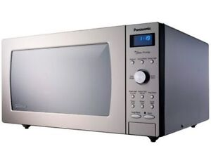 Panasonic Microwave Oven Inverter Large 1.6Cu 1200W