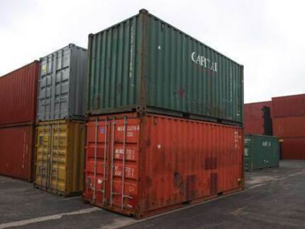 Shipping Containers For Sale Ex Newcastle From 1760 Inc