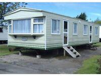 3 bed caravan in blackbird leyds good road links
