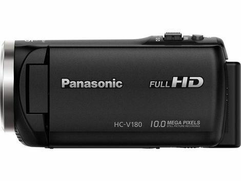 Panasonic V180K Full HD 1080p Handheld Camcorder