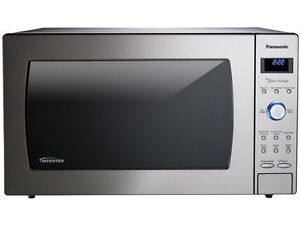 Panasonic microwave oven West Island Greater Montréal image 1