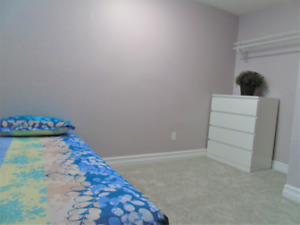 Basement room rent for female students/ professionals