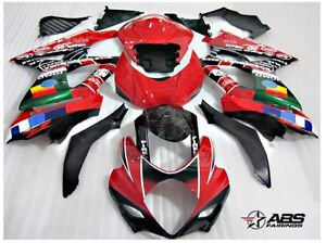 2008 GSX-R 1000 yoshimura fairings *ABS Fairings*