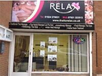 Thai to Relax, Authentic & Best Thai Massage in West Yorkshire, dont be fooled by immitations!