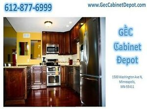 GEC CABINET DEPOT~~Kitchen Cabinets at Discounted Price Québec City Québec image 6