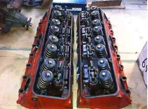 WANTED SBC 041 CYLINDER HEADS WANTED