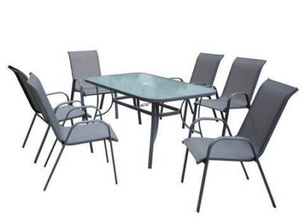 outdoor table | Outdoor Dining Furniture | Gumtree Australia Port ...