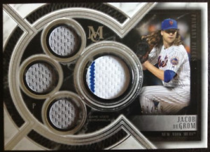 Baseball Jersey Relic Cards for Sale