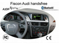 Audi Bluetooth oem fiscon handsfree carkit Edinburgh Dundee call