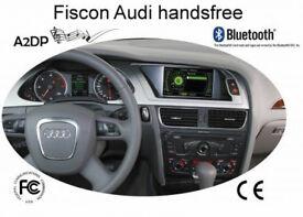 Audi Bluetooth oem fiscon handsfree carkit Glasgow/ ayr / Dundee call