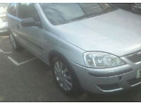 Vauxhall Corsa O/S Wing In Silver Colour (2002)