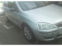 Vauxhall Corsa O/S Front Wing In Silver Colour Code: 157