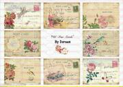 Antike Postkarten