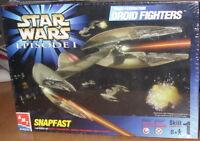 Snapfast Star Wars Model Kit - Trade Federation Droid Fighters