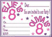 Joint Party Invitations