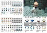 Lego Star Wars Decals