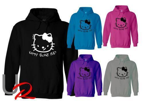 fa15542ee17 Hello Kitty Hoodie